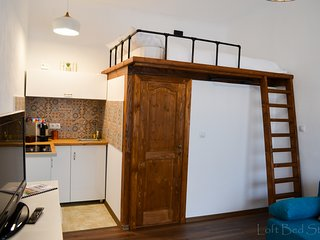 Loft Bed Studio . Discover the beauty of Brasov