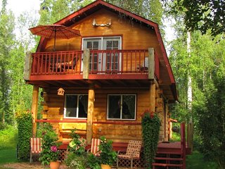 Waterfront Cabin perfect for Aurora viewing!