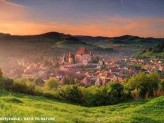 Villa Rihuini traditional saxon rooms in Transylvania