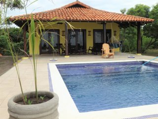 Casa Amarilla with Pool at Playa Tesoro