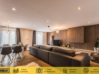 SUGI - Apartment with view, spa and gym