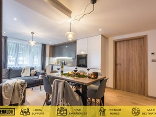 IPE - Modern apartment with spa and fitness room