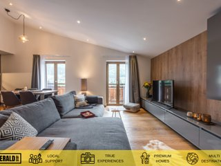 AGBA - Luxury apartment with spa and gym
