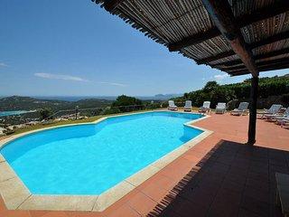 Villa Paradiso 2 con piscina privata a Porto Cervo