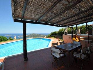 Villa Porto Cervo Paradiso 3 con piscina privata