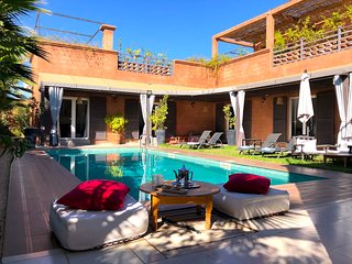 Marrakech - Villa Akki