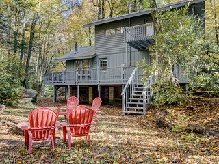 Creekside Zen - Appalachian Hideaway! Perfect Place to 'Social Distance!' �