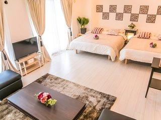 【Nipponbashi House J06】Top floor★2bed rooms★best location★Osaka Dotonbori
