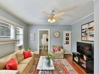 MIDTOWN ATL- PETS WELCOME, WALK To Piedmont Park, VA HILANDS, BELTLINE, CLOSE to