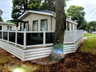 Avon Beach Lodge, Sandhills Holiday Park