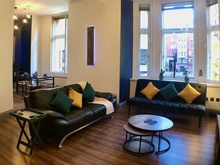 Contact Free City Centre Apartment w/Parking