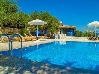 3 Bedroom Villa Vakis, Agios Sostis, Zakynthos