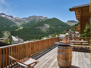 Ski Chalet mountain for 10 personnes