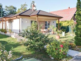 Nice home in Balatonboglár w/ WiFi and 2 Bedrooms (UBF010)
