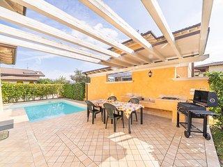 Vakantie in modern vakantiehuis nabij het Gardameer