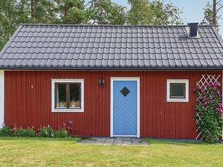 Nice home in Vislanda w/ 0 Bedrooms