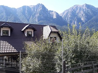 Big chalet with terrace & garden