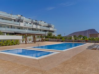 Tejita Beach Apartment with Pool