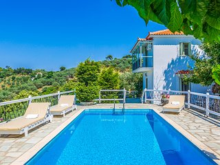 2 bedroom Villa with Pool, Air Con and WiFi - 5817457