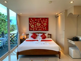 Deluxe 2 Bedrooms Apartment with Kitchen and shared pool - room 4935