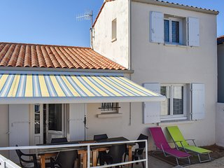 Amazing home in La Tranche-sur-Mer w/ 1 Bedrooms