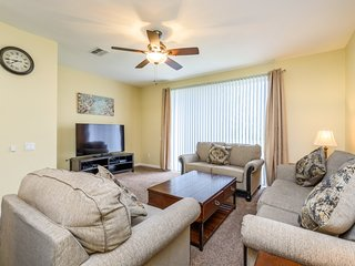 Near Disney World - Vista Cay Resort - Welcome To Relaxing 3 Beds 3.5 Baths