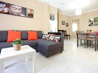 Apartam 1 Dormitorio Centrico Wifi Vft/se/00079