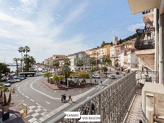 Magnifique appartement face Palais des festivals