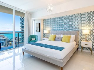 Icon Residences by Miami Vacation Rentals - Icon 3901 . Elegant Apt. OCEANVIEW