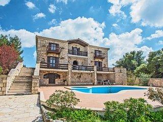 4 Bedroom Villa Vivian, Agios Nikolaos , Zakynthos
