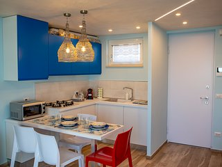 Blue Seamphony, appartamento fronte mare