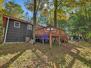 Catskill Mtn Home w/Deck, 1.2Mi to Zoom Flume