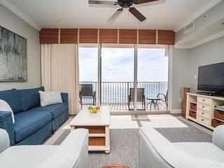 Tidewater 909 | Beachfront Condo | Sauna | Game Room!