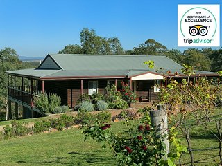 North Lodge Clan Cottage - Pokolbin Hunter Valley