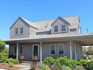 Beautiful Gem Beach Property with Water Views in Madaket!