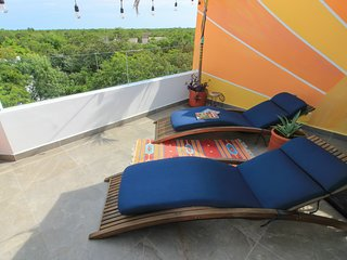 Laylie Tulum - 3-story loft with Rooftop and Pool facilities