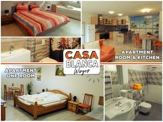 Moderne Ferienwohnungen -'La Casa Blanca'
