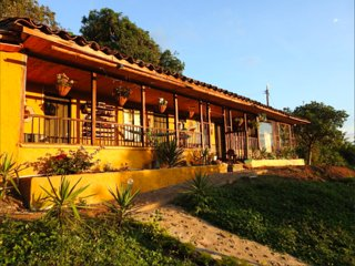 B&B at the heart of the coffee region of Quindio
