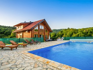 Beautiful home in Prokike w/ Outdoor swimming pool, Sauna and 3 Bedrooms