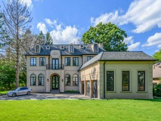 8000 SQ FT MEGA MANSION ON LAKESHORE RD