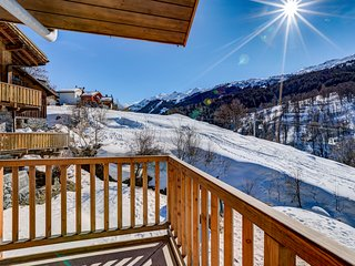 6 bedroom Chalet with WiFi - 5817102