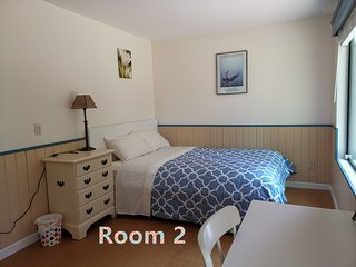 The 2 Forest Rooms--great For Family--and Views