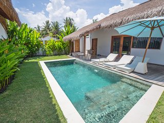 Elegant one-bedroom villa with private pool