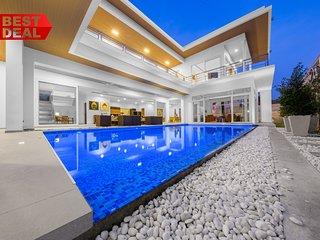 DaVinci Pool Villa Pattaya 7 Bedrooms Jomtien Beach, BBQ Grill