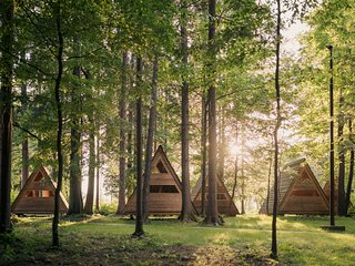 Hut 'Forest bed' - Forest Camping Mozirje