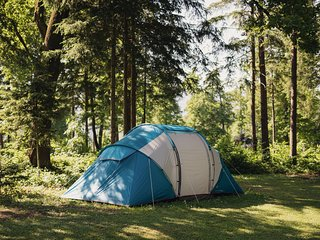 Family rental tent - Forest camping Mozirje
