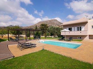 Large rural modern villa,Private pool,Near tavern