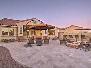 Updated Goodyear Home w/ Patio & Gourmet Kitchen!