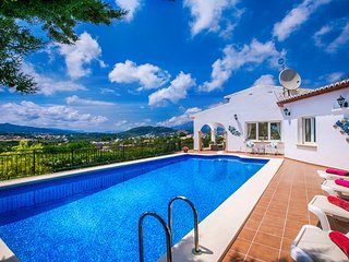 Luxury Private Villa with heated pool   Javea