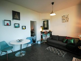 Cosy all-in flat Kingsize bed citycenter Antwerp